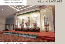 OUR VENUE - ROYALE GADING CONVENTION HALL by Alissha Bride