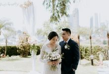 Lisa And Victor wedding day by Sadajiwa Immagine