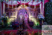 The Wedding Of Wens & Endang by KANAYA Kebaya & Bridal