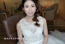 Wedding Gowns & Makeover by Makeupwifstyle