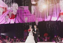 The Wedding Of Wijaya + Windy by MAXIMUS EVENTAINMENT