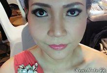 Bridesmaid Make Up by Ren Makeup Artist