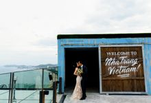 Uyen - Thanh Wedding Photography in Nha Trang by Chế Hoàng Huy