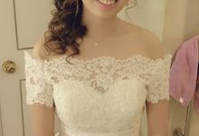 Bridal Makeup &hairstyling by Weiyee-makeup