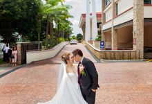 Wedding at Church of The Immaculate Heart of Mary Singapore by GrizzyPix Photography