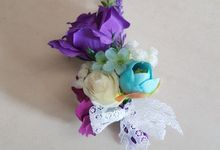 Handbouquet For Meity by nanami florist