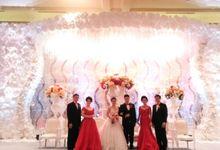 Albert & Stefani Wedding by David Entertainment