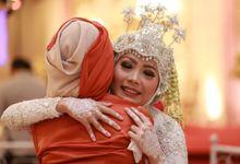 Roro & Hudha by ProjectDEA Wedding Planner