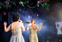 Krisna & Mandy Wedding by One Devotion Event Organizer