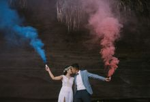 Gus De & Gek Inten Pre-Wedding by Samatha Photography