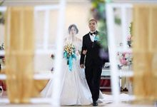 The Wedding Of Eric & Liana by Vibonacci Event Crafter