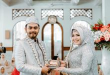 Wedding of Fifi & Kemal by VAIA