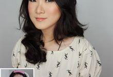 Wedding Makeup by Valen Make Up Studio
