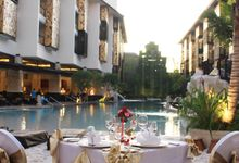 Valentine Romantic Dinner by The Trans Resort Bali
