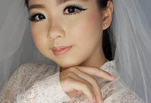 Korean Look / Japanese Look Makeup  by valentinemakeupart