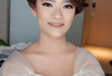 Mrs. Wendy from Malaysia by valentinemakeupart