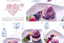 Love is Delicious by puddink