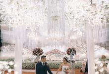 Tessa & Juwita Wedding day  by valentinogarry