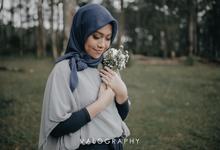 Epul & Lika Prewedding season by Valography