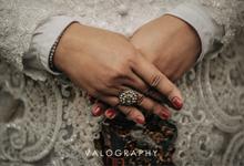 Yuda & Betrian Wedding by Valography