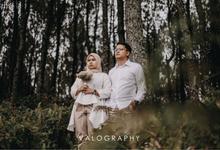 Gilang & Risa Prewedding by Valography