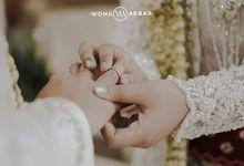 Annisa Gala Akad Nikah by Chandira Wedding Organizer