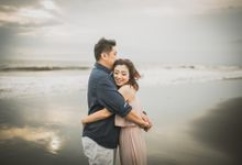 Edward Febe Prewedding by van photoworks