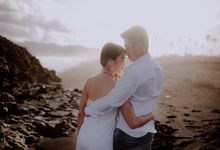 D & P - banyuwangi prewedding session by van photoworks