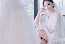 Ricko & Elia wedding day by van photoworks