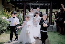 Yonathan & Olga wedding day by van photoworks