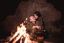 Septian & Gladis bromo prewedding by van photoworks