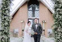 Kharisma & Helsa wedding day by van photoworks