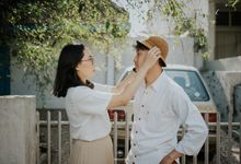 Vitta & Reggy Couple Session by TeinMiere