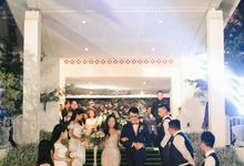 The Wedding Steffanie & Valentino by Gedong Putih