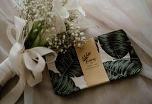 Wedding Vania & Valen by Sirih Gading Catering