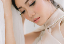 Beauty shoot Devina & Monica by Vania Prasetya MUA