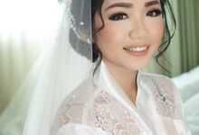 Andreas Stevannie Wedding by Sisca Zh