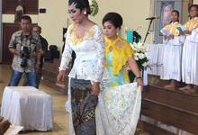 Kebaya Modern  by Vanny Gunawan Dress