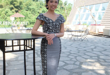 The bridesmaid by Vanny Gunawan Dress