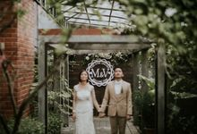Stevanny & Meyer Wedding by Lights Journal