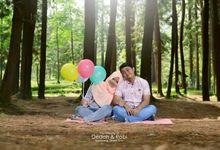 Prewedding Dedeh & Robi by Agoya Photography