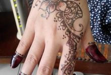 Henna Doodle For Tia & Yusof by Henna Doodle By Hajar