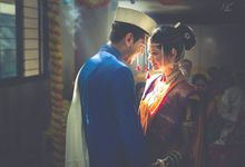 Tanmay + Madhushree by Wedding Leaves