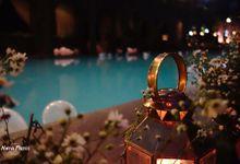 Hana & Pasha Wedding by Nona Manis Creative Planner