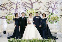 Richard & Karen's Wedding by NIKEN AYUTHIA