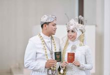 Wedding Photo of Vea dan Jalal by Mazally Photography