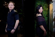 Betsy + Richard Prewed by feriadi heru photography