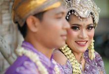 Wedding of Vella & Hendryis by kolektifphotovideo
