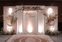 Wedding of  Alvelian & Nugroho by Kalea Design