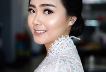 Flawless Makeup Bride by Velovelicea Makeup Artist